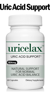Uricelax Natural Herbal Supplement